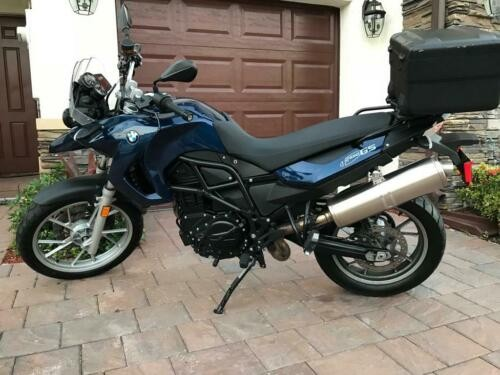 2010 BMW FGS 650 navy blue for sale craigslist