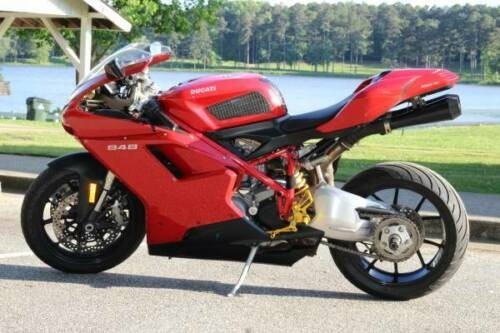 2010 Ducati Superbike Red for sale