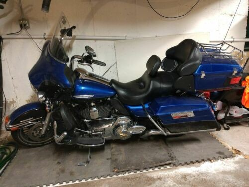 2010 Harley-Davidson Touring Blue / Black for sale craigslist