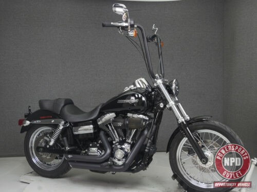 2011 Harley-Davidson Dyna FXDC DYNA SUPER GLIDE CUSTOM VIVID BLACK for sale craigslist