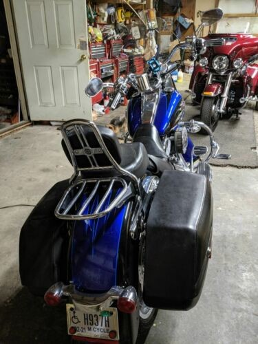 2011 Harley-Davidson Other Blue for sale craigslist
