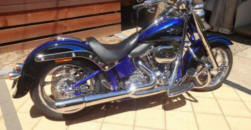 2011 Harley-Davidson Softail Blue for sale craigslist