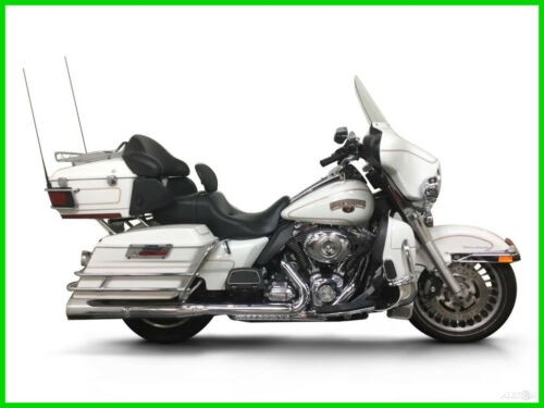 2011 Harley-Davidson Touring CALL (877) 8-RUMBLE White for sale craigslist
