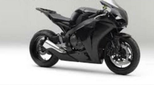 2011 Honda CBR Black for sale