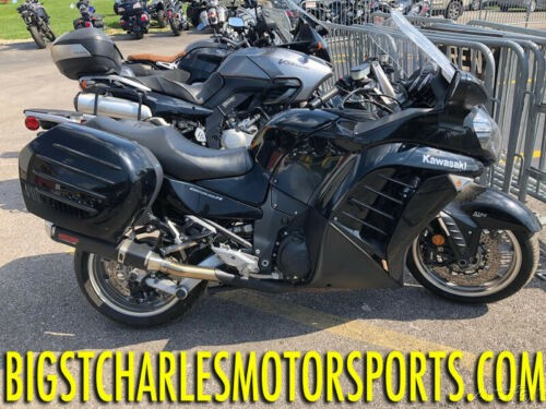 2011 Kawasaki Concours 14 ABS Black for sale craigslist