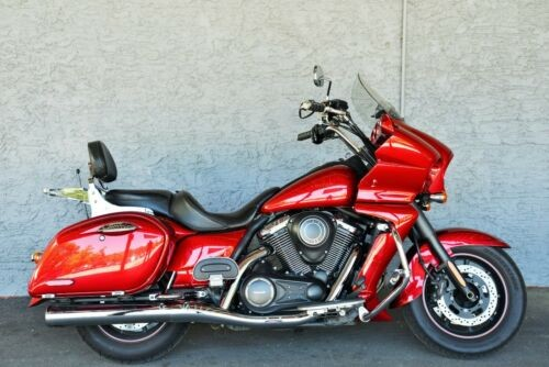 2011 Kawasaki Vulcan RED for sale