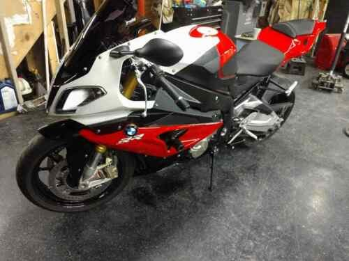 2012 BMW S1000RR Red for sale