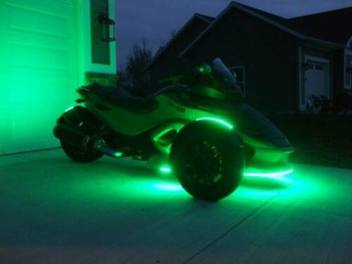 2012 Can-Am Spyder Green for sale craigslist