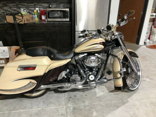 2012 Harley-Davidson Touring Custom Paint Job (Valued at $6500) for sale