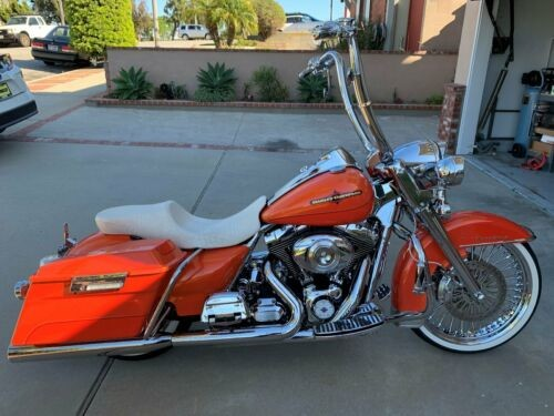 2012 Harley-Davidson Touring Tequila sunrise for sale