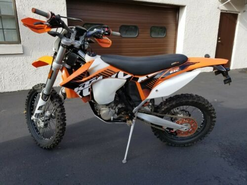 2012 KTM EXC Orange for sale craigslist