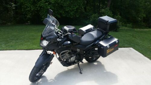2012 Suzuki DL650 ABS Black for sale