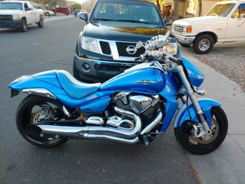 2012 Suzuki M109R Blue for sale