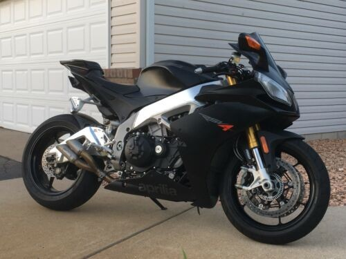 2013 Aprilia RSV-R APRC Black for sale craigslist