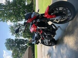 2013 Aprilia Shiver Red for sale craigslist