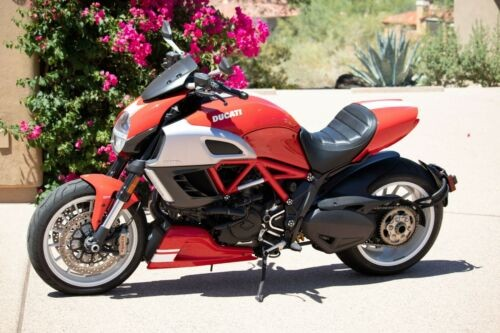 2013 Ducati Diavel Red for sale
