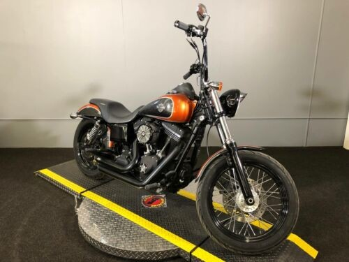 2013 Harley-Davidson Dyna® Street Bob® -- H-D1™ Midnight Pearl for sale