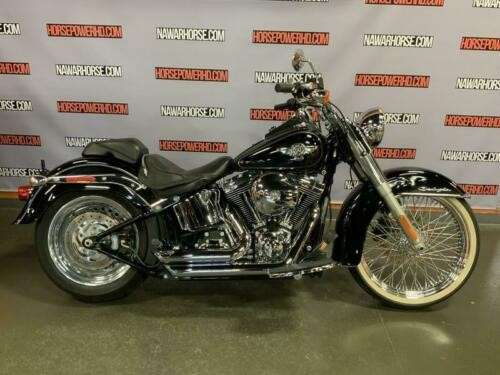 2013 Harley-Davidson FLSTF - Softail® Fat Boy® -- Black for sale craigslist