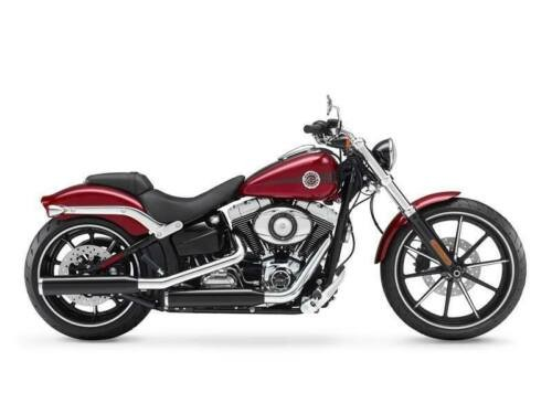 2013 Harley-Davidson Softail® Breakout® -- Red craigslist