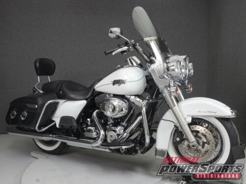 2013 Harley-Davidson Touring WHITE HOT PEARL for sale craigslist