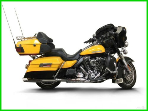 2013 Harley-Davidson Touring CALL (877) 8-RUMBLE Yellow for sale craigslist