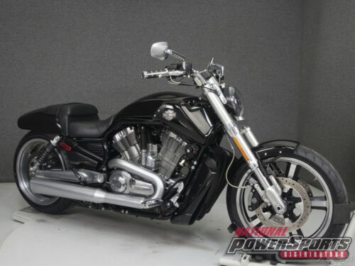 2013 Harley-Davidson V-Rod VRSCF MUSCLE VIVID BLACK for sale