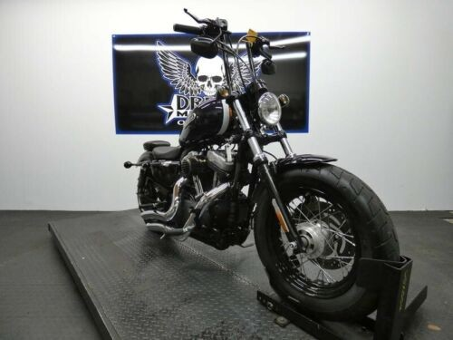 2013 Harley-Davidson XL1200X - Sportster Forty-Eight -- Orange craigslist