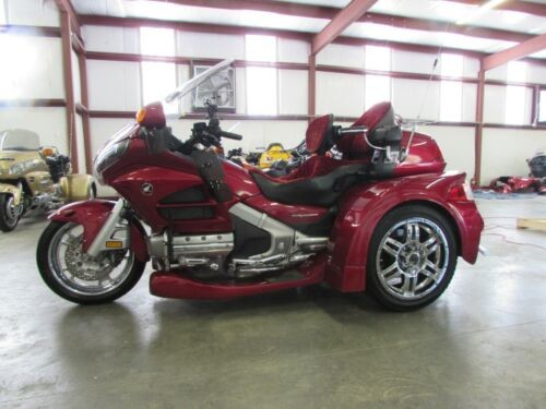 2013 Honda Gold Wing RED for sale craigslist