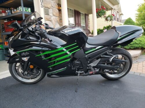 2013 Kawasaki Ninja ZX™-14R ABS Black for sale craigslist