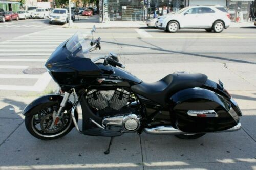 2013 Victory Cross Country Black for sale