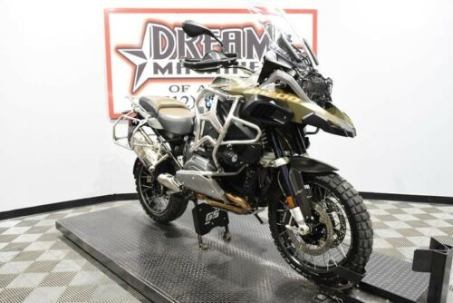 2014 BMW R 1200 GS Adventure Premium -- Green for sale
