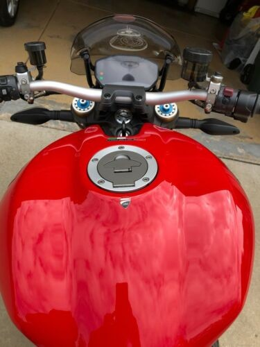 2014 Ducati Monster Ducati Red for sale craigslist