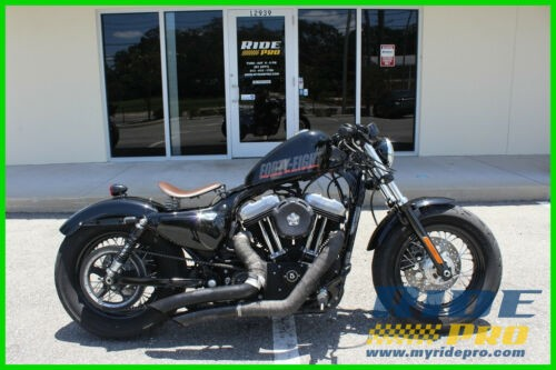 2014 Harley-Davidson Sportster Forty-Eight™ Black for sale