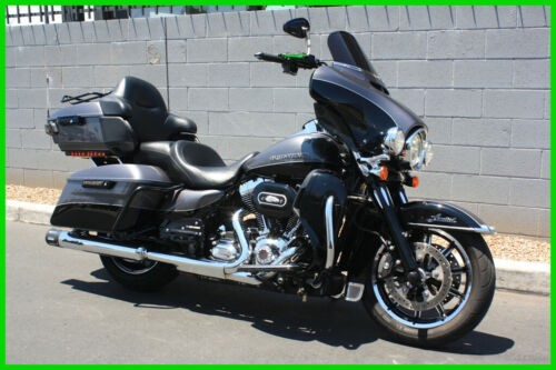 2014 Harley-Davidson Touring BLACK SILVER for sale craigslist