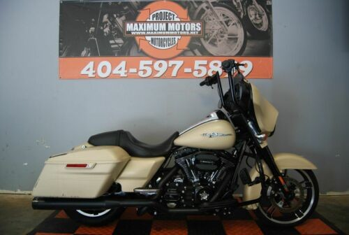 2014 Harley-Davidson Touring Tan for sale