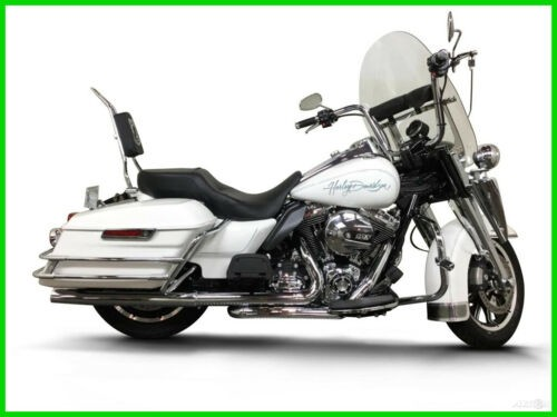 2014 Harley-Davidson Touring CALL (877) 8-RUMBLE White for sale craigslist