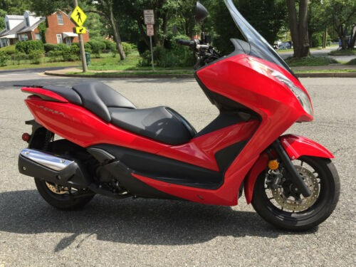 2014 Honda Forza Red for sale