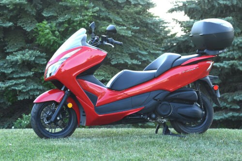 2014 Honda Forza Red for sale craigslist
