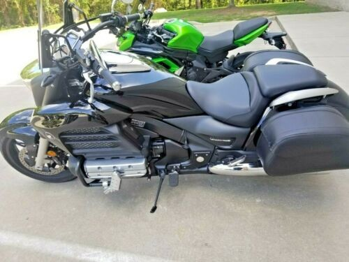2014 Honda Goldwing Valkyrie black for sale craigslist