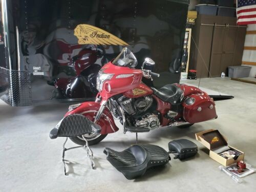 2014 Indian Chieftain Red for sale