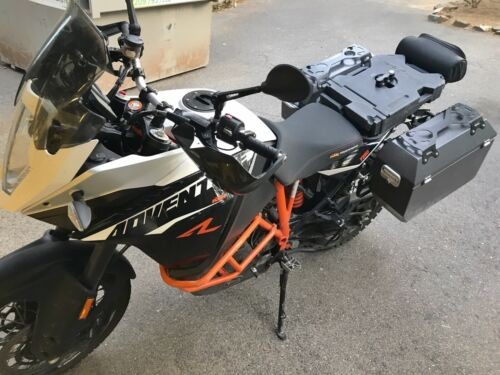 2014 KTM Adventure White/Orange for sale craigslist