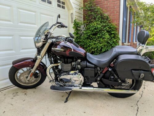 2014 Triumph Bonneville 2 tone dark crimson metallic cinder red craigslist
