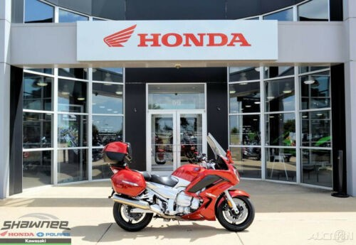 2014 Yamaha FJR 1300A Red for sale craigslist