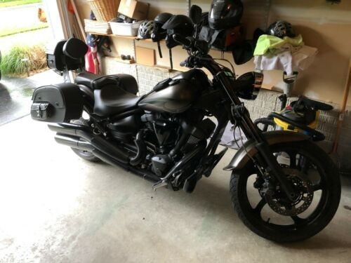 2014 Yamaha Raider Black for sale