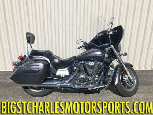 2014 Yamaha Stratoliner Deluxe Gray for sale