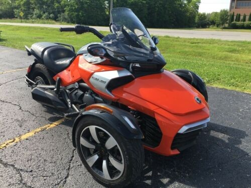 2015 Can-Am Syder F3-S SE6 for sale craigslist