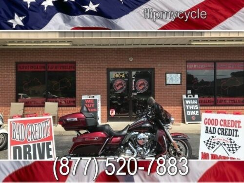 2015 Harley-Davidson FLHTCUL Electra Glide Ultra Classic Low -- Red craigslist
