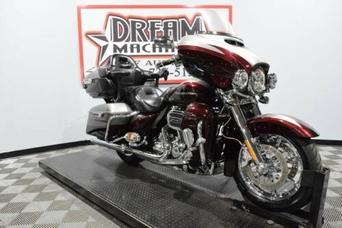 2015 Harley-Davidson FLHTKSE - Screamin Eagle Limited CVO -- Silver for sale craigslist