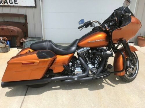 2015 Harley-Davidson FLTRXS amber whiskey for sale craigslist