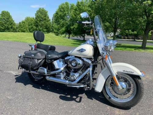 2015 Harley-Davidson Softail Morocco Gold Pearl White for sale craigslist
